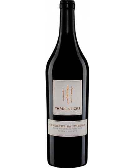 Three Sticks Moon Mountain Cabernet Sauvignon 2014