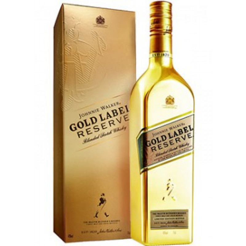 Johnnie walker gold label prijs