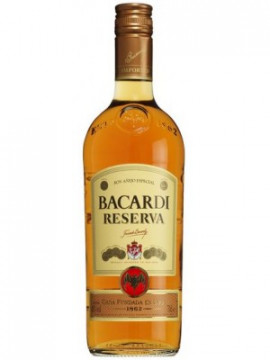 Bacardi Reserva 8 years old