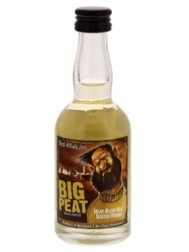 Big Peat Whisky  BLENDED MALT