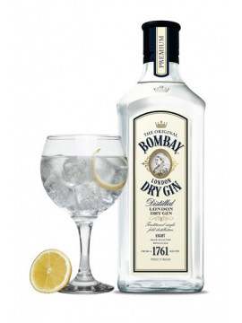 70cl Bombay Original Dry Gin 1761