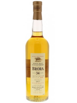 Brora 34 Years Special Release 2017