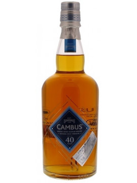 Cambus 40 Years Special Release 2016