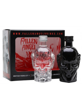 Fallen Angel Vodka 5cl & Fallen Angel likeur 5cl  (set)