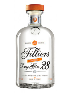 Filliers Tangerine Gin