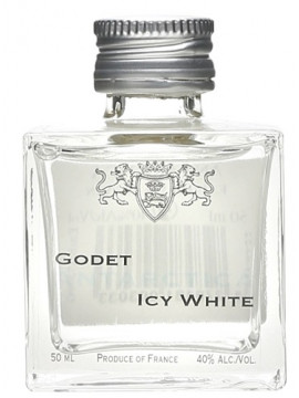Godet Antarctica Icy White Cognac 5cl Mini