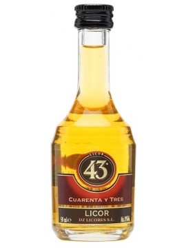 Licor 43 likeur 5 cl mini