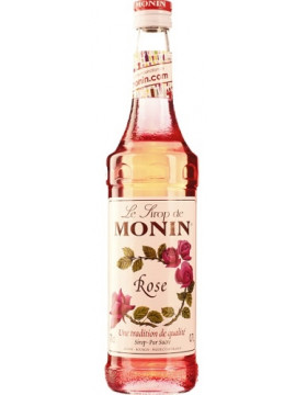 Monin siroop Rose