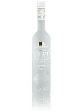 XL Vodka Laplandia Super Premium 3 Liter Vodka Jéroboam‎