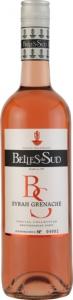 Belles du Sud Syrah Grenache Rose 2014.www.vinopio.be