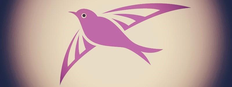 Merlot zwarte vogel van de druif wijn www.vinopio.be