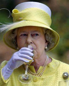 Queen of England Koningin van Engeland witte wijn www.vinopio.be